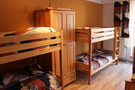 Apartament brązowy - Appartement