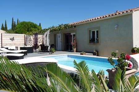 Villa Les lauriers roses (6 people) - Tavel - Villa