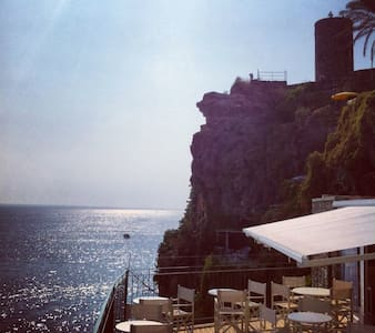 DOUBLE ROOM WITH BALCONY SEA VIEW - Vernazza