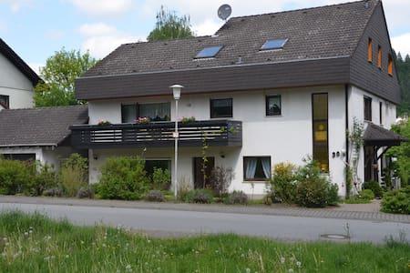 Ferienwohnung an der Bergstraße - Apartment