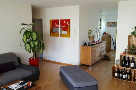 Nice and modern Appartment in Baar - Wohnung