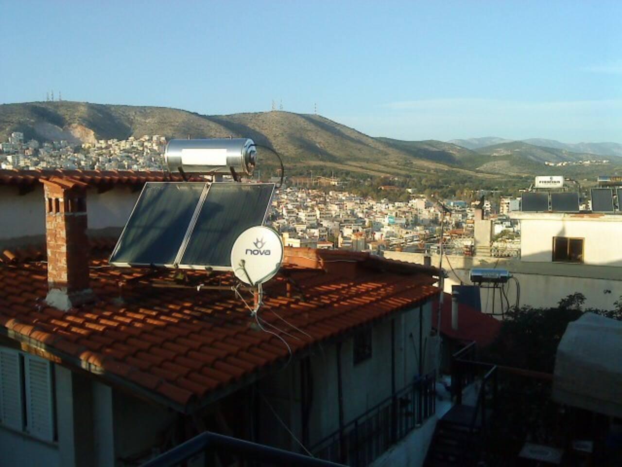 studio apartment in Athens Greece