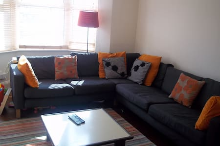 Lovely 2 bed terrace in Hove