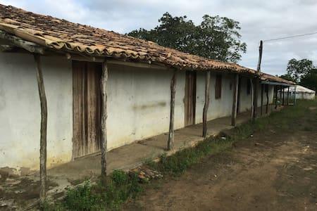 Brasilianisches Bauernhaus - Hus