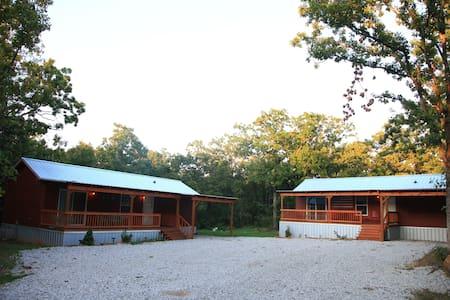 Patriotic Cabin - Cabin