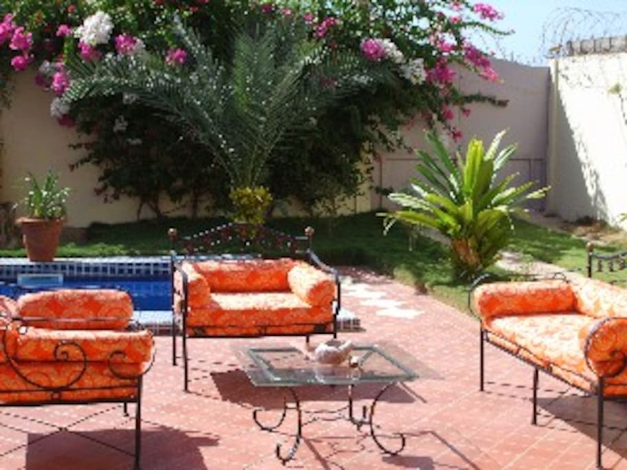 The perfect place to be in Senegal
