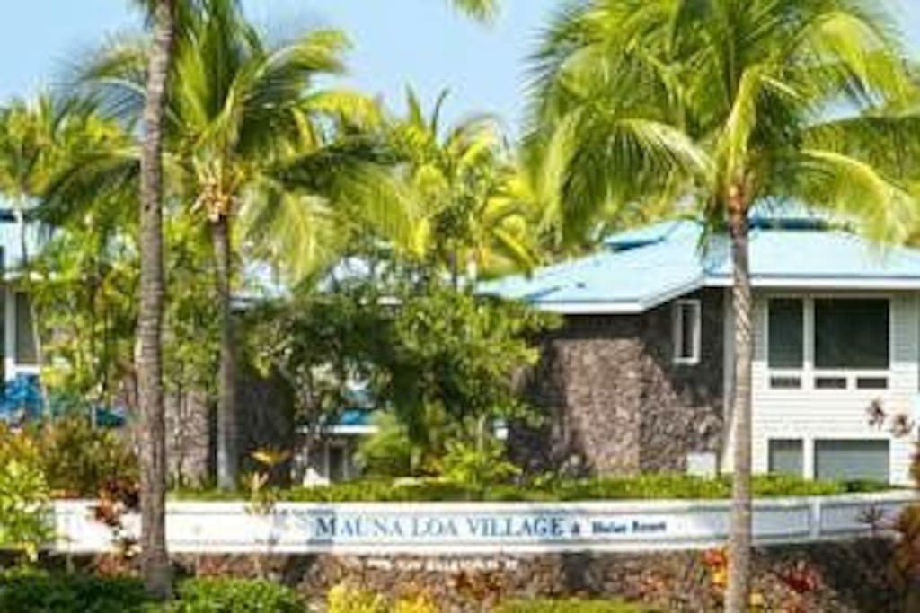 Kona - 2br Holua Resort, Wyndham