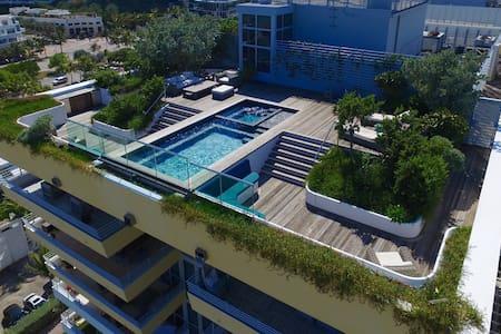 KARDASHIANS' former penthouse - Miami Beach