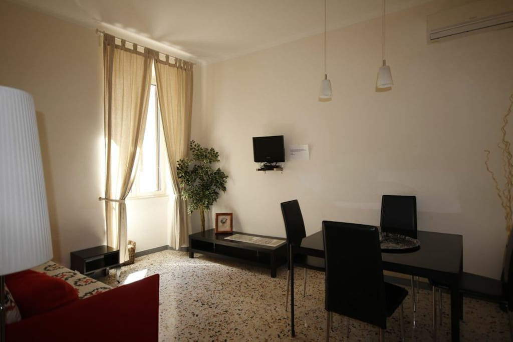 Coppelle 1, Historic Rome center