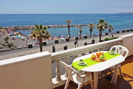 LOVELY / 100% BEACHFRONT / CANDELARIA - Appartement