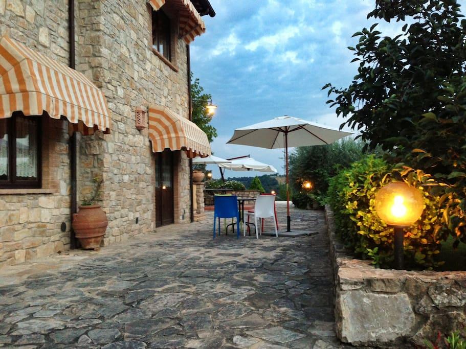Borgo le Cinischie - Manon