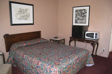 Motel rm $350 week,wifi,micro/fridg - Lynwood - Apartemen