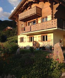 Corner of paradise! Val d Abondance - Appartement
