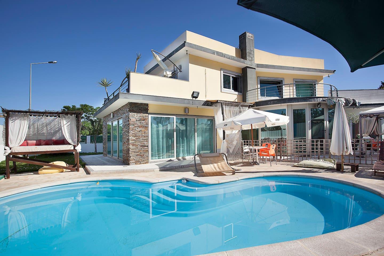 Relax & Luxury Montain 25km Lisbon