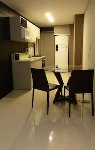Loft aconchegante a 500m do centro - Blumenau - Apartment