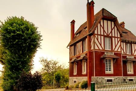 Chambres d'hôtes Belle-Vue Domfront - Bed & Breakfast