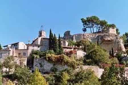 Maison de charme Lubéron-Vaucluse - Le Beaucet - Hus