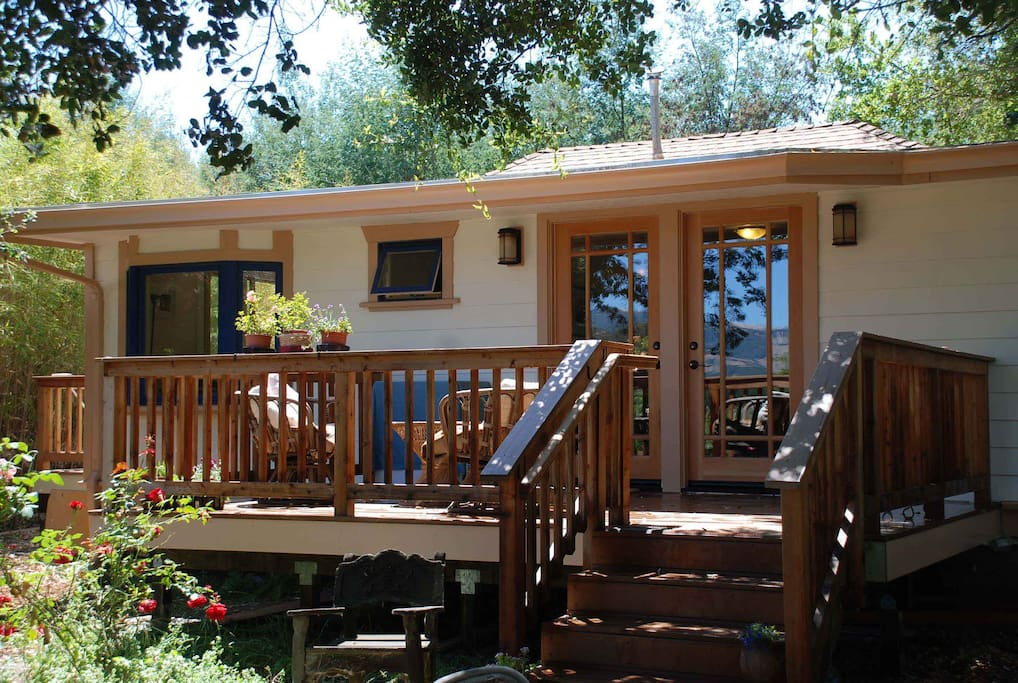 Penngrove Gardens Cottage Petaluma Houses For Rent In