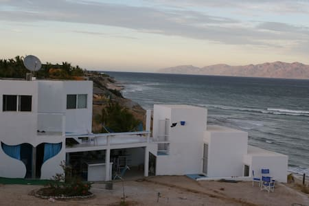 Beachfront La Ventana -El Sargento - El Teso - Villa