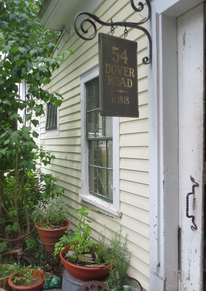 Welcome to 54 Dover Road Williamsville.  Since the early 1800s, my family is only the fourth to own this endearing village home.