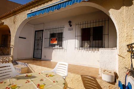 Holiday home in Costa Blanca Spain - Casa