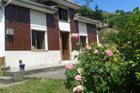 Vive Asturias. Casa con Buhardilla de Ensueño - Malvedo - Hus