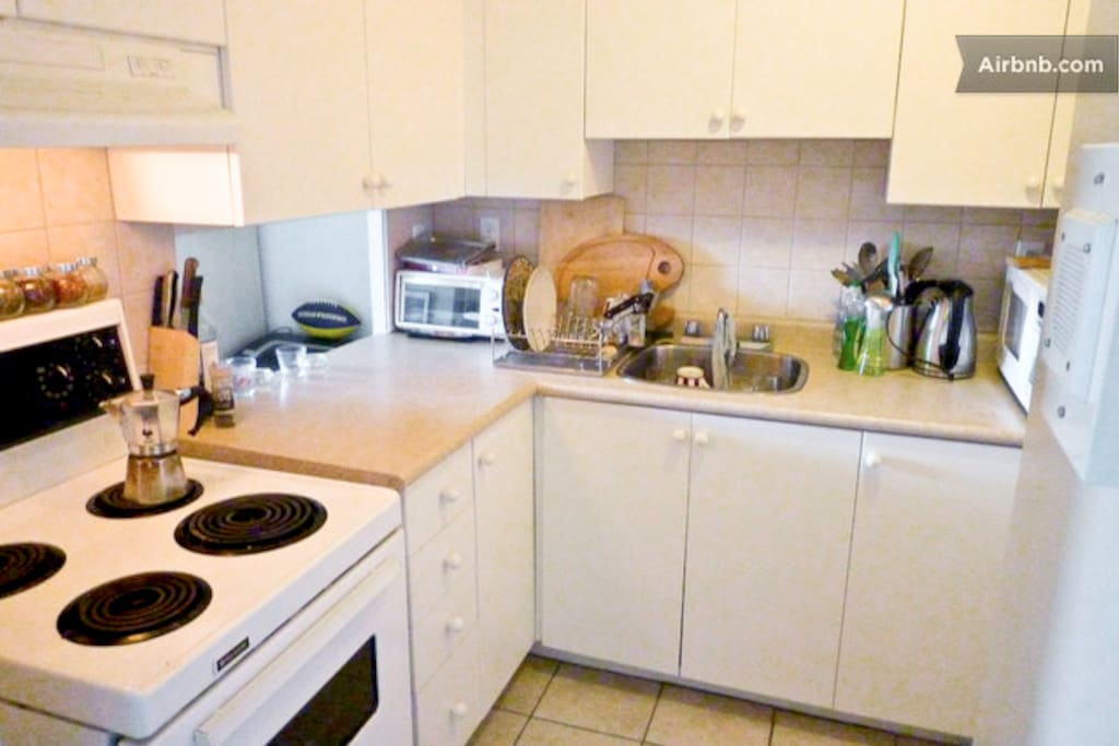 Perfect Cosy 1 BR Apt. Downtown