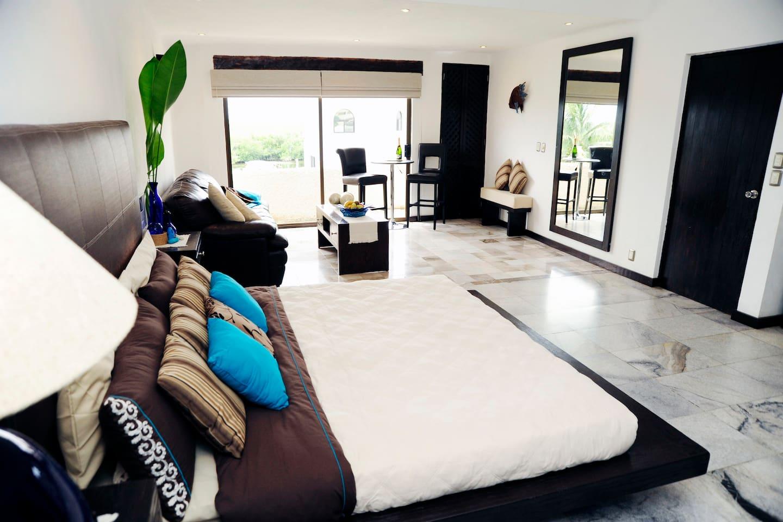 B&B suite in the Cancun Hotel Zone
