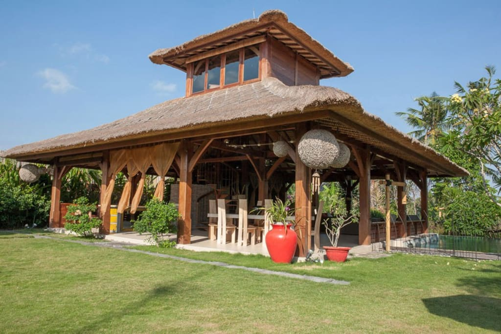 Canggu Tropical Large villa - Bali