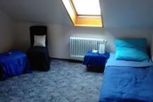 Ruhiges Einzelzimmer