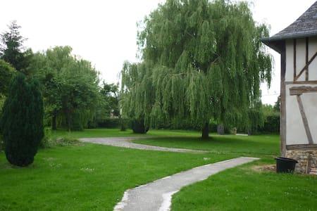 le nuage détente  réflexologie plantaire campagne - Dům