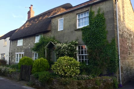 16th Century Cottage in the heart of Shaftesbury - Hus