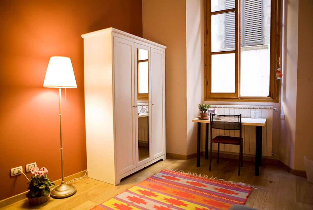 The smallest hostel of Florence