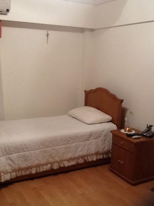 The room :) / La habitación