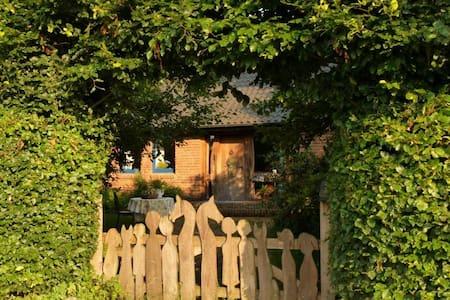 Atelier&Gästehaus Winkelshütten - Haus
