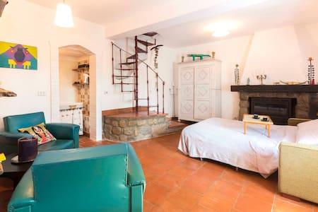 Camera con bagno in borgo antico - Grizzana Morandi - Bed & Breakfast