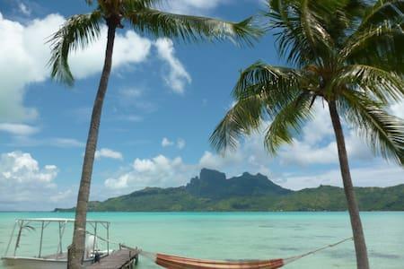 Bungalow à Bora Bora - Ø