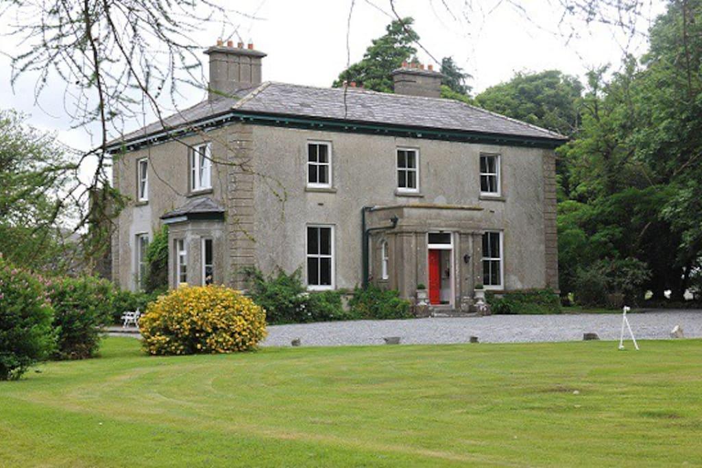 Glebe House Guesthouse