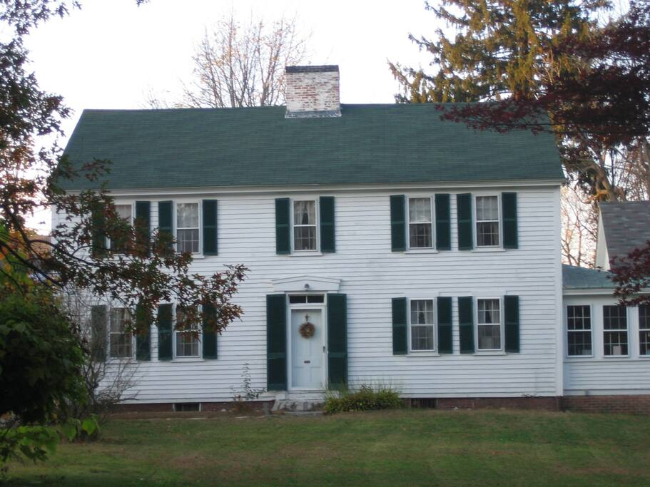 Lewis Cass House - Exeter, NH