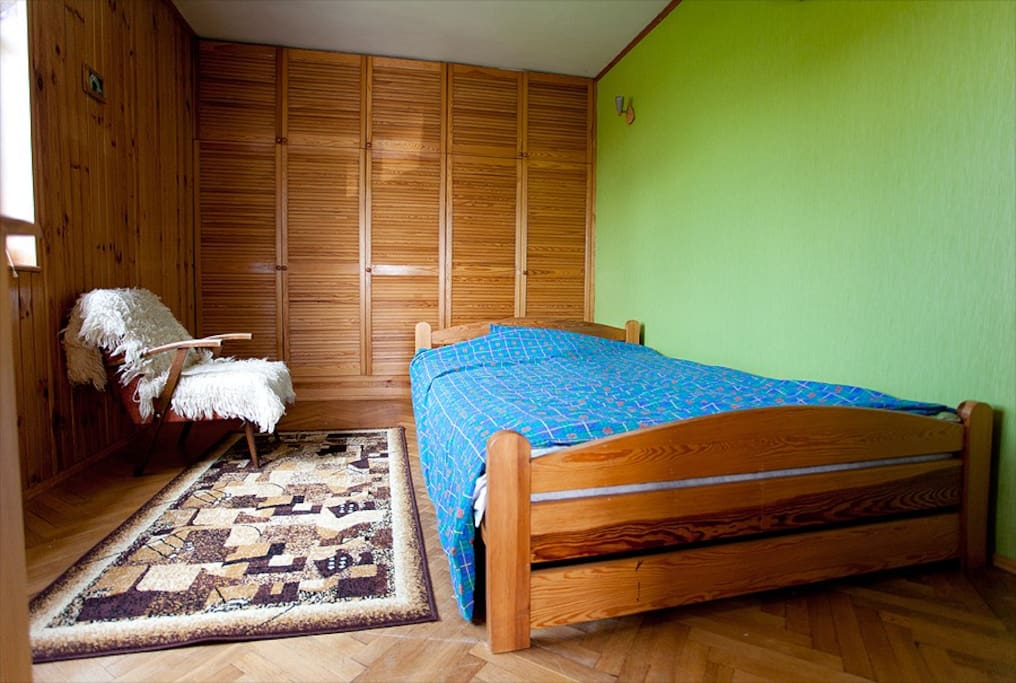 mini apartament with 2 rooms for 4