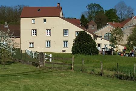 MAILLERONCOURT SAINT PANCRAS - House