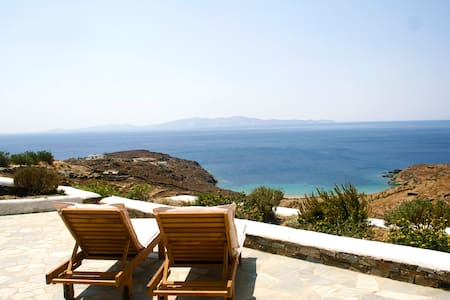 Stunning sea views, secluded villa! - House