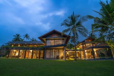 Sihina - Kosgoda - Casa de campo