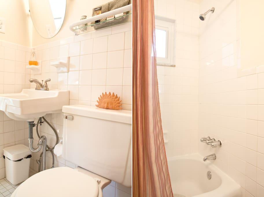 2nd Flr Bathroom with Shower