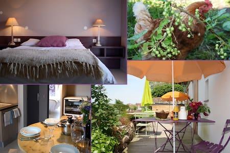 Gite Karnet2route en Alsace - Wohnung