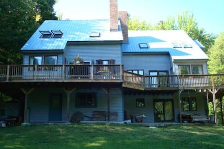 STRATTON MOUNTAIN SKI HOUSE 3 MI FROM STRATTON  RD - Jamaica - House