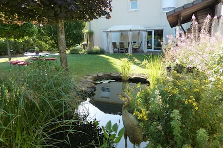 Entre METZ et LUXEMBOURG  - Bed & Breakfast