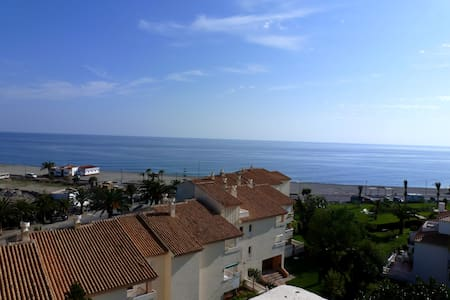 lookout over the Mediterranean sea - Carchuna - Appartement