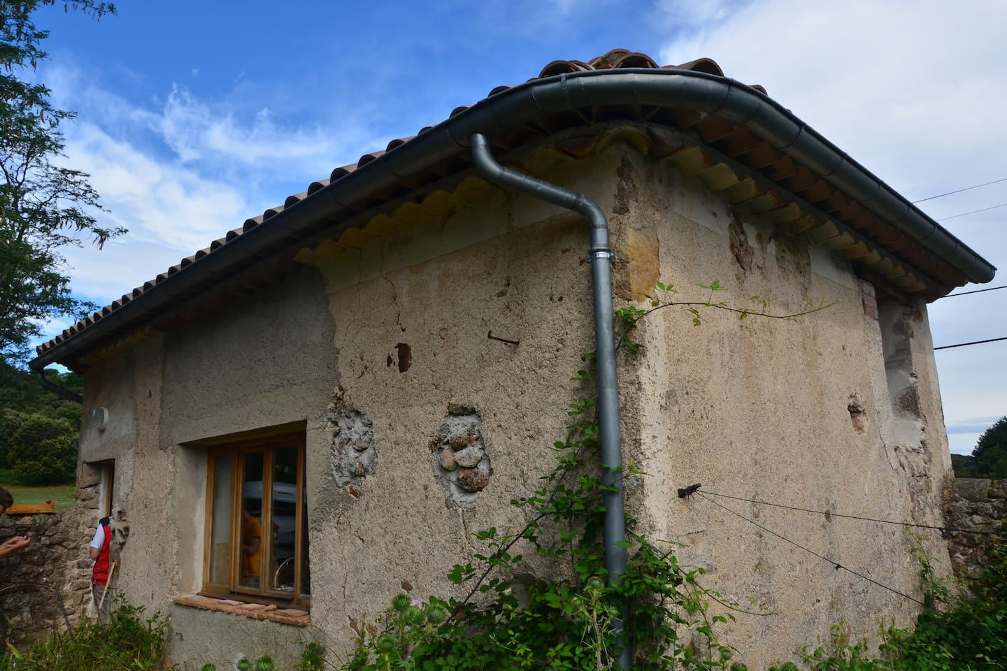 Petit Pavillon in the Cevennes