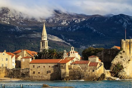Welcome to Budva! Waiting for You!